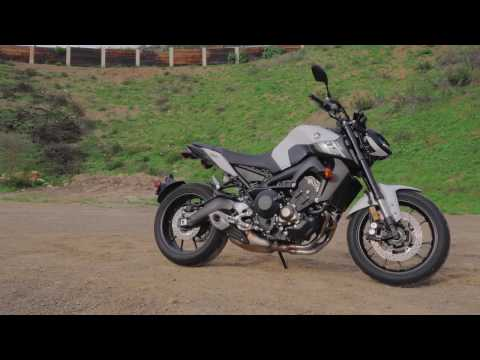 2017 Yamaha FZ-09 Review