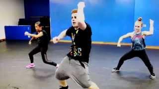 Ape Drums - Mitchel Federan Choreography