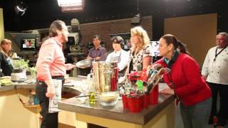 Cooking with Nick Stellino | Behind the Scenes | KCTS 9