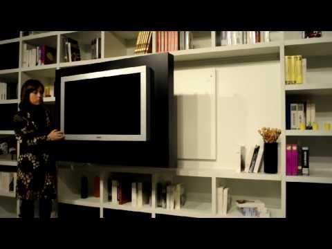 Come costruire un pannello tv per televisore a schermo - Pannello porta tv ikea ...