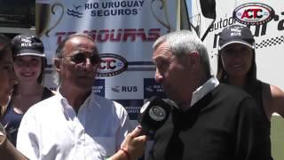 Hugo Mazzacane y Juan Carlos Lucio Godoy