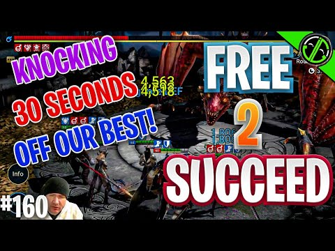 Speeding Up Our Dragon 20 Team!! Free 2 Succeed - EPISODE 160