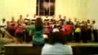 Brilho Celeste pelo Coro capela STBNB