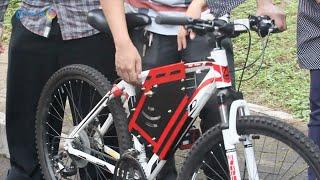 Transmisi Sepeda Otomatis Karya Mahasiswa UGM