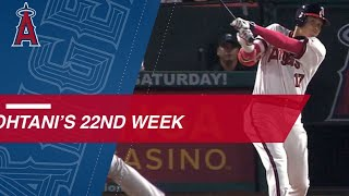 Ohtani hits home runs No. 14 and 15 this week