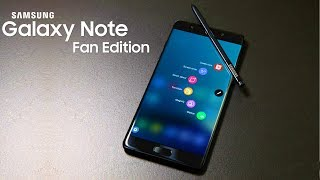 Galaxy Note Fan Edition is OFFICIAL!