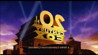 20th Century Fox Intros in 4% and 2% speed with effects