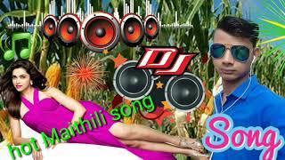 Hot Maithili song 2018 mix remix superhit DJ Santosh Madhubani like comment share subscribe