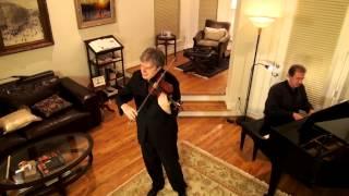Sergei Galperin, violin. Scriabin Nocturne in F# min.