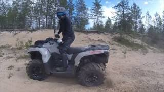 CanAm sand and water