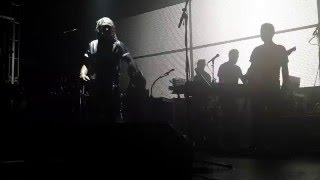 Angel - Massive Attack, live in Leeds 27/01/16