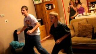 Dance Revolution Gone Wrong