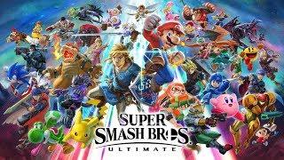 ***FOR SALE*** // Ski Mask the Slump God Type Beat // Super Smash Bros Ultimate - Vega Stage ᴴᴰ