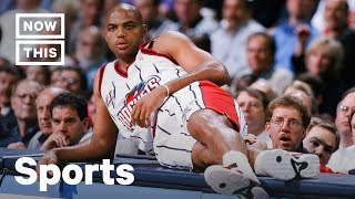 Remember When: Charles Barkley Spit On A Little Girl During An NBA Game | NowThis