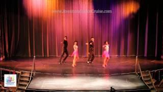Candela Dance Company- Aventura Dance Cruise