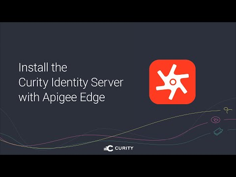 Integrating Curity Identity Server with Apigee Edge