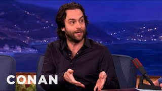 Chris D'Elia Is A Notorious iPhone Hacker