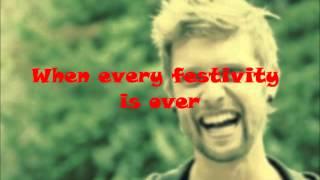 I Wanna Be Your Christmas [lyrics] - Andrew Allen