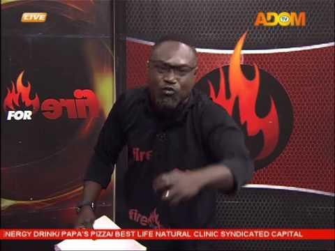 Fire 4 Fire on Adom TV (28-9-16)