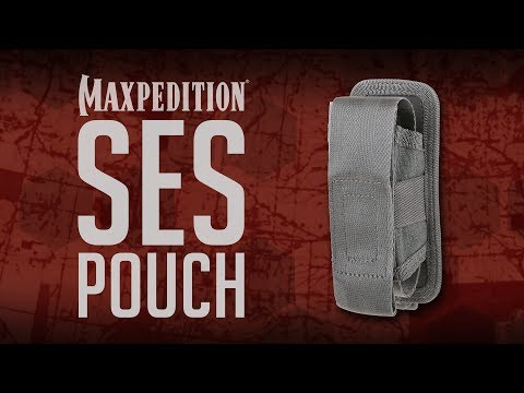 MAXPEDITION Advanced Gear Research SES Single Sheath Pouch