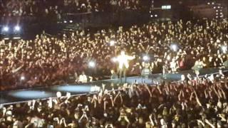 Sidewalks - The Weeknd live in Zurich 26/02/17