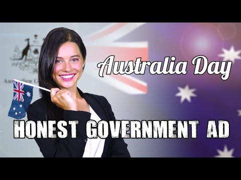 Australia Day | Honest Government Ad