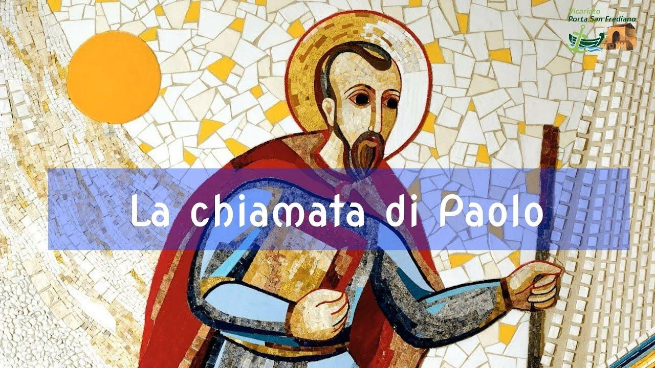 San Paolo – La chiamata di Paolo (prima parte) – Emanuela Buccioni – 006