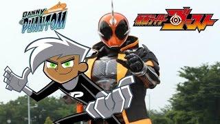 Kamen Rider Ghost X Danny Phantom (Kamen Rider Phantom)