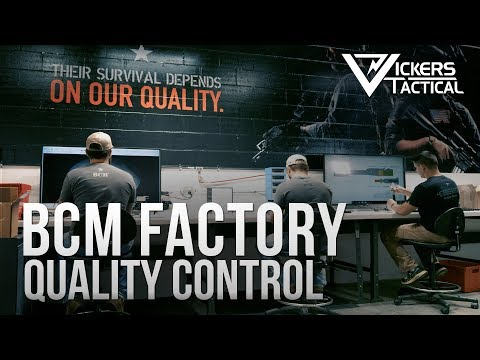 BCM Factory - Quality Control