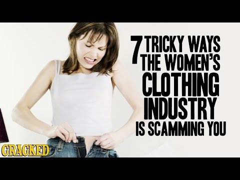 7 Tricky Ways The Women's Clothing Industry Is Scamming You