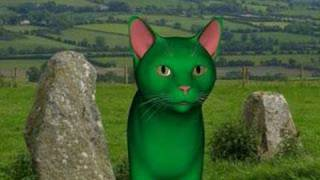 Green Cat Wishes