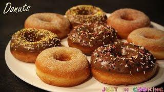 Recette de Donuts Américains