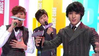 【TVPP】Choi Jonghoon, Lee Hongki, Lee Jaejin(FTISLAND) - Special MC, 스페셜 엠씨 @ Show Music core