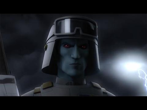 Star Wars Rebels: Season 3 Finale Official Trailer