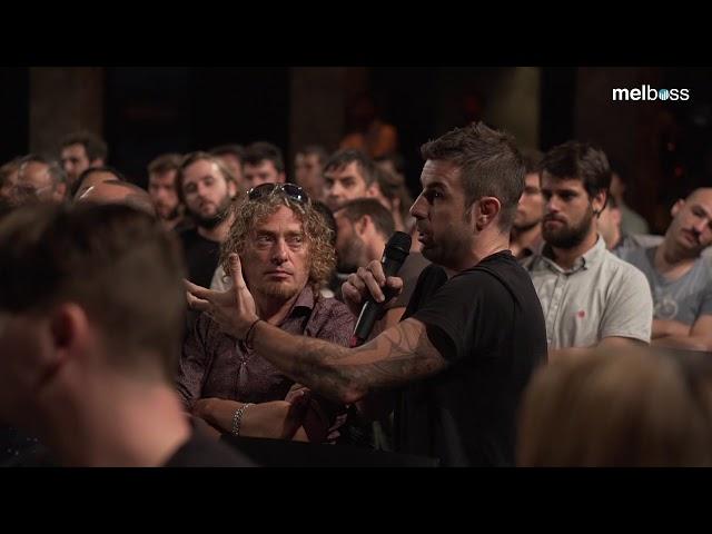 Melboss Talks: Al Schmitt