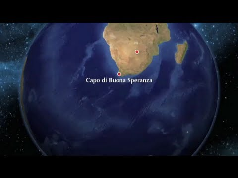 Highlights Ov12.17 – Africa's most southern point – Al culmine dell'Africa