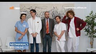 neoManiacs-Trailer - Sketch-Comedy in ZDFneo