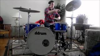 WilliamKarter - Taio Cruz feat. Travie McCoy - Higher (Drum Cover)