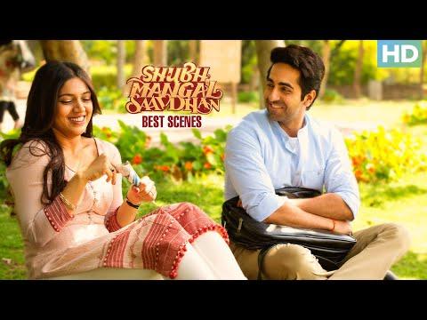 Shubh Mangal Saavdhan - Best Movie Scenes | Ayushmann Khurrana & Bhumi Pednekar | Hindi Movie
