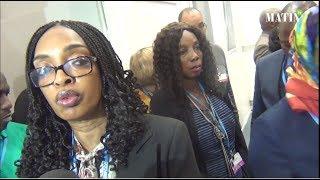 COP 23 : La ministre Aïssatou Baldé parle de l'accord Maroc-guinéen signé à Bonn