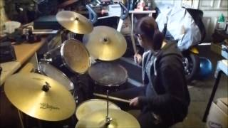 The Used - Empty With You (Drum Cover)