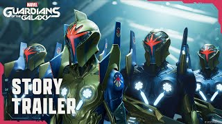 Marvel\'s Guardians of the Galaxy gets a new trailer featuring the Universal Church of Truth