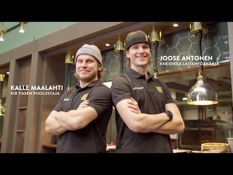 Burgerihaaste | Scandic Hotels