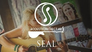 Crazy - Seal (Acoustic Live Cover)