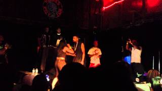 """Dreezy Performing """"Up and Down"""" LIVE at Reggies Bar in Chicago"""
