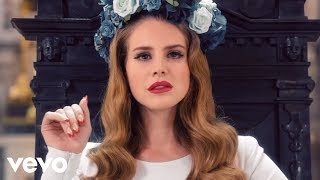 Lana Del Rey - Summertime Sadness (Official Music Video) width=
