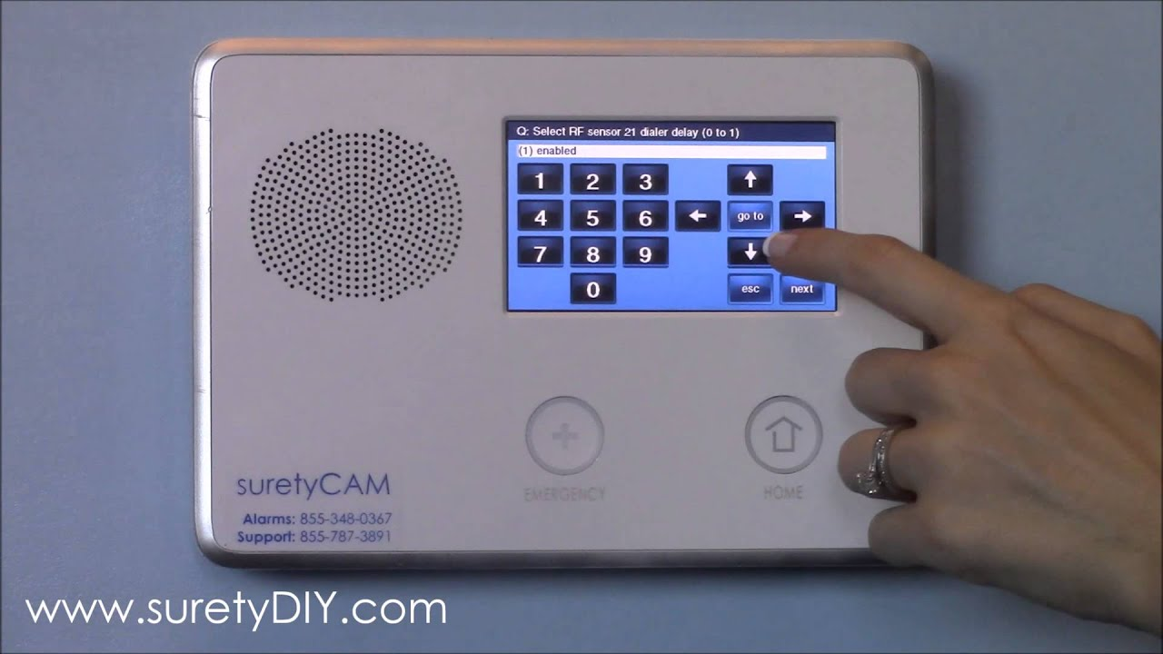 Self Monitored Home Security System Austell GA