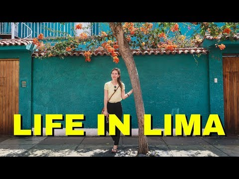 Living in Lima, Peru | Behind the scenes our life in Lima vlog
