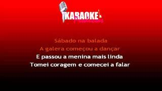 KARAOKE - Michel Teló - Ai, Se Eu Te Pego (Nova Versão)