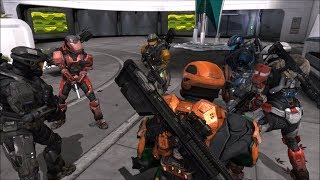 Cheating Halo Player (1/2) (Halo Reach Machinima